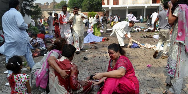 Pakistan-church-bombing